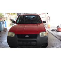 Ford Escape 5p Xlt Aut Tela 2001