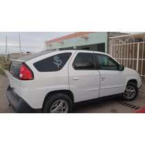 Bonita Camioneta Blanca Aztek 2003,