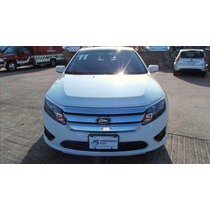 Ford Fusion 2012 4p Sel V6 Aut Ford Interactive System