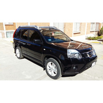 Nissan Xtrail 2013 Advance Equipada Piel Fact Original