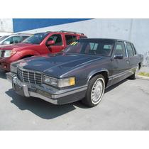Cadillac De Ville 1991 En Autos Dario De Monterrey