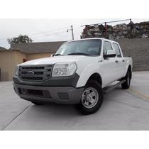 Ford Ranger Crew Cab 2011 Blanco | Autos Usados | Carsline
