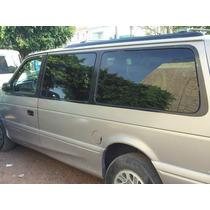 Dodge Caravan 95 Aut 3 Puertas 3 Filas De Asiento Motor 3.3.