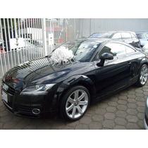 Audi Tt Coupe 1.8 Lts. Turbo 2013 Negro $ 425,000.00