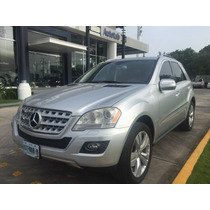 Mercedes Benz Clase M 5p Ml 500 Lujo 2009