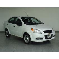 Chevrolet Aveo E Mot. 1.6l Aut. Color Blanco Mod 2014