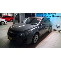 Chevrolet Cruze 14 C/faros Antiniebla !!!