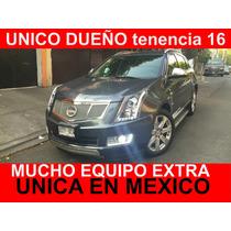 Cadillac Srx 2010 Equipadisima Unica En Mexico