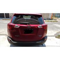 Toyota Rav4 Limited Aut Roja 4 Cil.2014