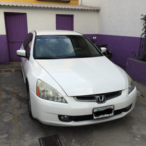 Honda Accord Lx, Piel. Abs Cd6