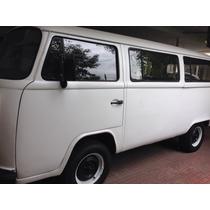 Combi Volkswagen 1986 Como Nueva