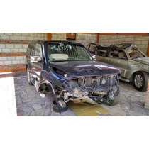 Mitsubishi Montero 5p Limited V6 3.8 Aut 2011 X Partes