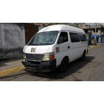 Nissan Urvan 2008 !!!gran Oferta!!!