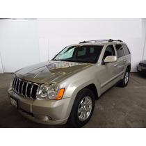 Grand Cherokee Limited Premium 4x2 2009 Oportunidad !!!!