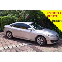 Mazda 6 2010- Increible Oferta