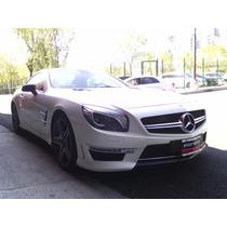 Mercedes Benz Sl 65 Amg 2013