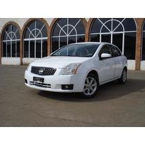 Nissan Sentra Premium Cvt 2007 Blanco