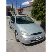 Ford Focus Zx3 2001