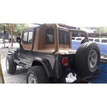 Jeep 1995 Exelentes Condiciones Al 100 % Personalizado
