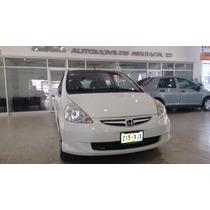 Honda Fit Automatico Factura Agencia Unica Dueña Blanco