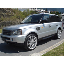 Range Rover Sport 2008 No Es Bmw,audi,mercedesbenz,honda,gmc