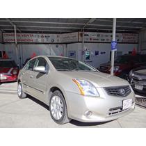 Perfecto Para La Vida En Ciudad Nissan Sentra Custom 2011