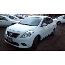 Nissan Versa Sense Aut 2014