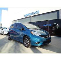 Nissan Note 2015 Elija Una Version