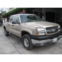 Chevrolet 2500 Hd 2004 Duramax Turbodiesel Heavy Duty