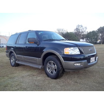 Camioneta Ford Expedition Eddie Bauer, Mod. 2004, ¡preciosa!
