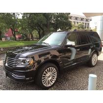 Remato Preciosa Lincoln Navigator 2015 Seminueva 4x4