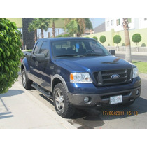 Pick Up Ford Lobo Triton, Año 2007, 4x4,