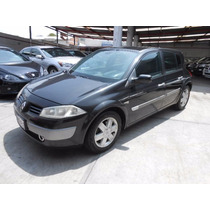 Renault Megane Il Expression Negro 04