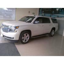 Blindada Chevrolet Suburban 2015 Blindaje V B6
