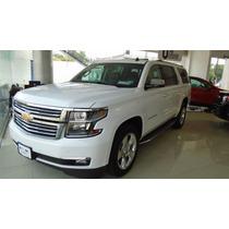 Chevrolet Suburban Ltz 2015 Nuevo Abamex