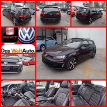 !!!!! Oportunidad Golf Gti Dsg 2015 !!!!!