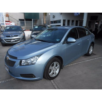 Chevrolet Cruze Paq M Azul 11