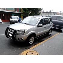 Eco Sport Automatica 2010 Plata