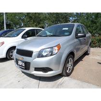 Chevrolet Aveo 2013 Automatico Disponible En Credito
