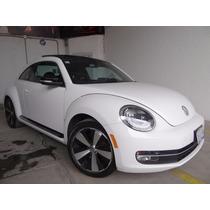 Intenso Manejo Vw Beetle Turbo 2013 ¡compruebalo!