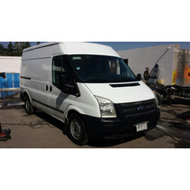 Ford Transit Van Larga 2010