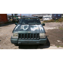 Jeep Grand Cherokee Desarmo Jeep Grand Cherokee Limited V8 4