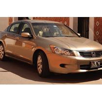 Honda Accord 2009 Excelentes Condiciones