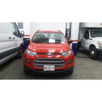 Ford Ecosport 5p Se 2.0 Man 2013