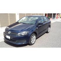 Volkswagen Vento Azul Marino 2015 4 Puertas Manual