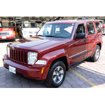 Hermosa Jeep Liberty Sport 2008