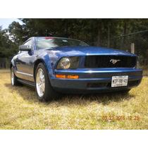 Barato Remato Hermoso Mustang 2007 V6 Urge Cambio Metepec