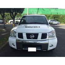 Nissan Armada 2006 Blindaje Nivel Iii