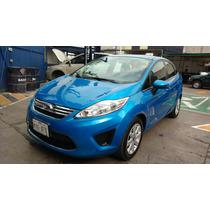 Fiesta Se 2012 Automático 4 Puertas