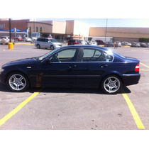 Bmw 325i 2002 2.5 Lts 6 Cilindros
